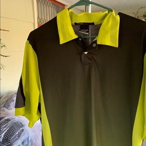 Tiger woods collection Golf Shirt Size Sm